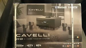 Cavalli home theater 5.1 Bluetooth for Sale in Oakland Park, FL