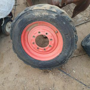 10-16.5 Bobcat Demolition Tires Bead Guard NHS for Sale in Moreno Valley, CA