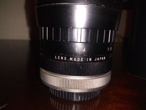 Vintage 35mm camera for Sale in Follansbee, WV