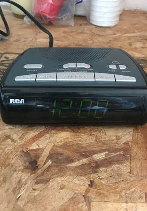 Working alarm clock for Sale in Moreno Valley, CA