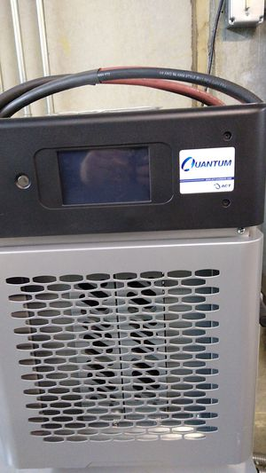 Forklift quantum charger for Sale in Irving, TX