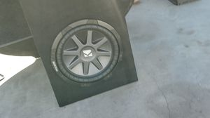 Kicker Comp VR 10inch (Trades, Offers welcome) for Sale in Santa Ana, CA