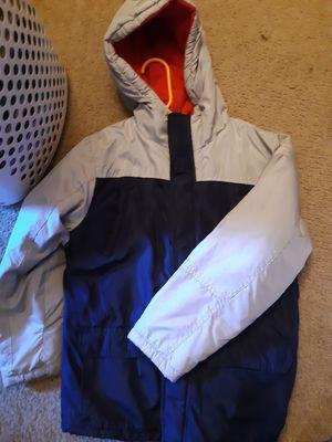 Boys fleece-lined snow / rain jacket for Sale in San Bernardino, CA