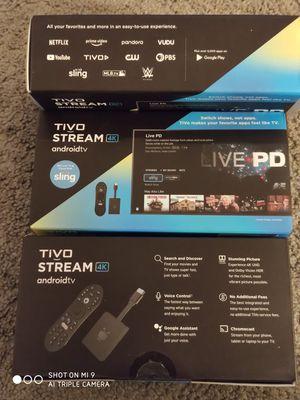 TiVo Steam 4k for Sale in Inkster, MI