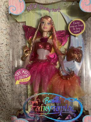 Fairy topia Barbie for Sale in Lake Park, NC