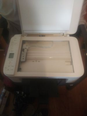 Cannon pixmaWiFi, bluetooth, colr scanner /printer for Sale in Evansville, IN