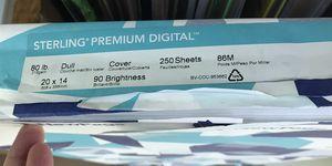 Premium digital cover paper for Sale in Cashmere, WA