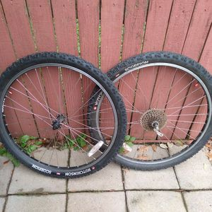 "26""wheels Bike Tires for Sale in Houston, TX"