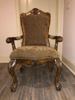 Dining Room 10pc Chair Set (2 w/Arms - 8 No Arms) for Sale in New Orleans, LA