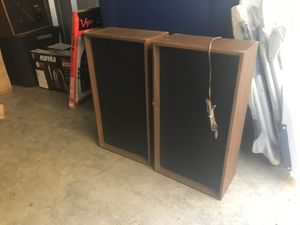 Speakers - Vintage technics for Sale in Weston, CT