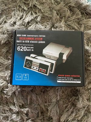 Nintendo Mini 620 built in games for Sale in Garfield Heights, OH