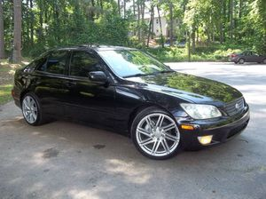 2001 lexus is300 miles 119959 for Sale in Marietta, GA