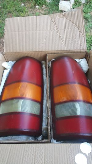 99-06 Chevy or Gmc Rear tail lights for Sale in San Angelo, TX