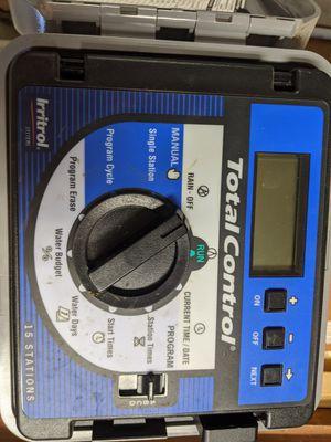 "Irritrol ""total control"" sprinkler controller for Sale in San Diego, CA"