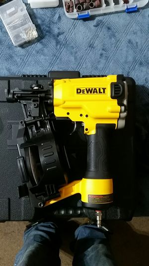 Dewalt roofing nailgun for Sale in Seattle, WA