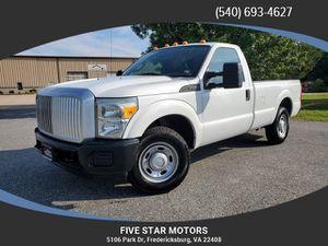 2012 Ford F250 Super Duty Regular Cab for Sale in Fredericksburg, VA