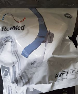 ResMed full face mask for CPAP machine for Sale in March Air Reserve Base, CA