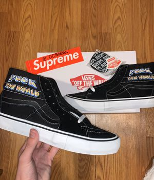 Supreme Vans for Sale in Daly City, CA