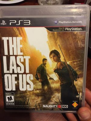 The last of us ps3 for Sale in Lodi, CA