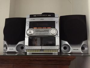 Philips Stereo system for Sale in Santa Monica, CA