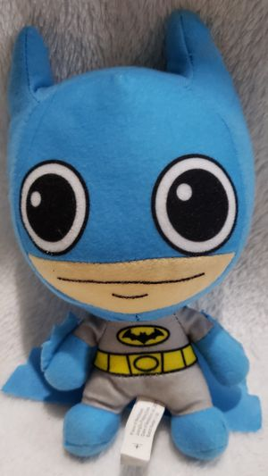 Toy Factory Batman DC Comics plush doll collectible for Sale in Moreno Valley, CA