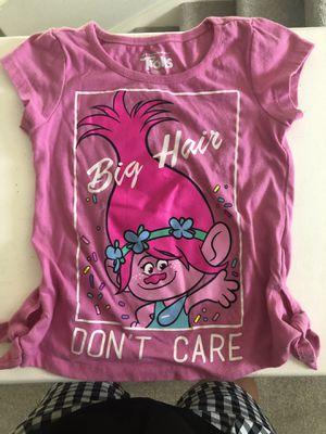 Trolls girls top for Sale in Encinitas, CA