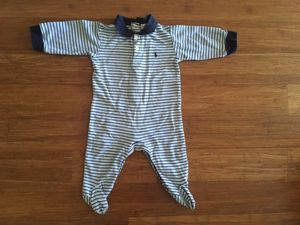 Ralph Lauren Baby Boy romper 6-9 months for Sale in Fairfax, VA