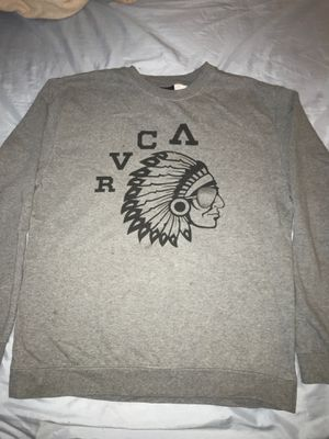 Rvca crew neck size large for Sale in West Covina, CA