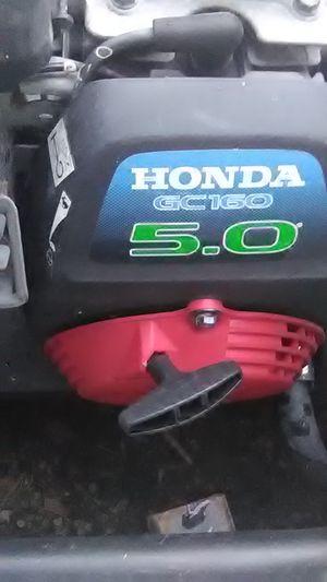 Honda 5.0 pressure washer for Sale in Seattle, WA