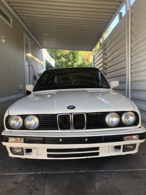 1991 BMW 318is 3 Series E30 M42 2 door coupe for Sale in Las Vegas, NV