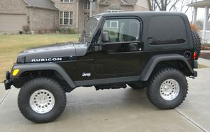 🍁Super Car/Super Offer'2OO3 Jeep Wrangler❗🍁!FWDWheelss!🍁 for Sale in Detroit, MI