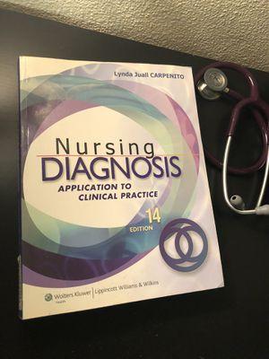 Nursing diagnosis for Sale in Los Angeles, CA