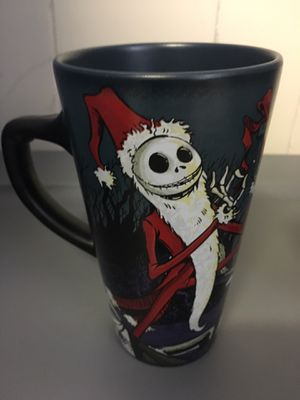 Nightmare before Christmas Tall mug set for Sale in Westville, NJ