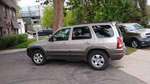 2001 Mazda Tribute 4 x 4 for Sale in Englewood, CO
