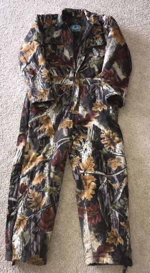 Youth Master Sportsman Lines Camo Coveralls for Sale in Grapevine, AR