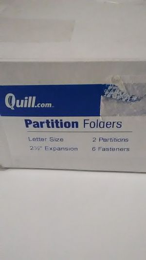 partition folders for Sale in Modesto, CA