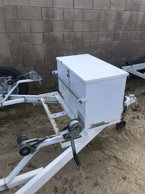 watercraft double trailer 2004 Model Zieman 4 stroke trailer $600 Dead Firm NO OTHER TRAILERS FOR SALE OTHER THAN WHATS ON MY PAGE $600 Dead FIRM for Sale in Lake Elsinore, CA