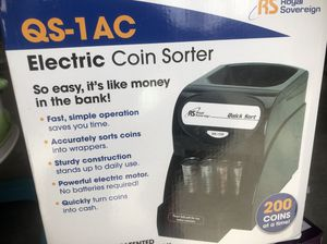 Coin sorter for Sale in Kingsport, TN