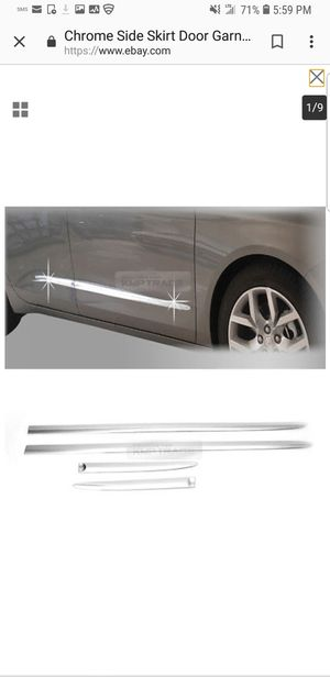 Chrome pkg for chevy impala 2014 to 2018 for Sale in Mount Juliet, TN
