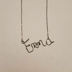"""Wire necklace """"Emma"""" for Sale in Dexter, ME"""