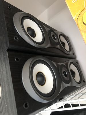 Sony & Onkyo Surroundsound speakers... for Sale in Boston, MA