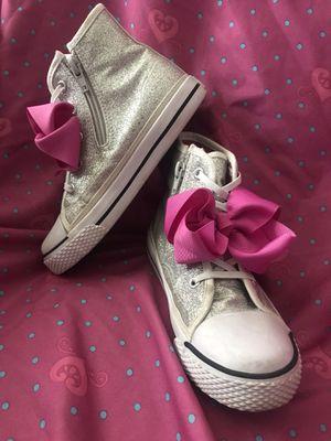 JoJo Siwa High Top Shoes for Sale in San Antonio, TX