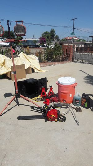 Chainsaw etc etc for Sale in San Diego, CA