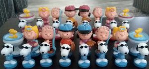 Chess Set Peanuts Charlie Brown Snoopy Complete! Cute! for Sale in Sidney, NE