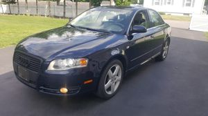 2005 AUDI A4 2.0 TURBO 6 Speed Manual $2600 for Sale in Quincy, MA