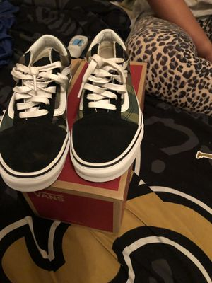 Cami vans never been worn size 7.0 for Sale in New Orleans, LA