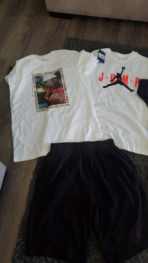 Jordan shorts and shirts for Sale in Rancho Cucamonga, CA