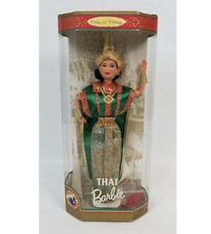 Thai Barbie Special Edition Dolls of the world for Sale in Oakland, CA