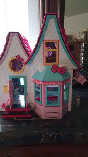 Hello Kitty Doll House for Sale in Vancouver, WA