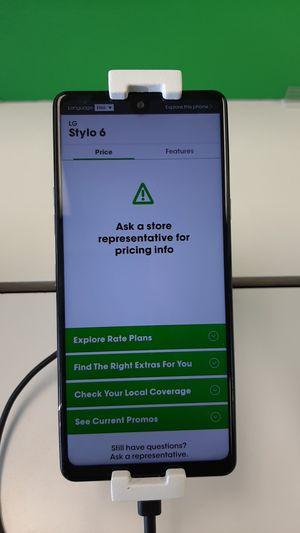 LG Stylo 6 for Sale in Abilene, TX